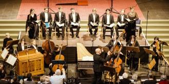 J.S. Bach - Matthäuspassion in einzelner Besetzung mit EXXENTIAL BACH (Ltg. B.O. Wiede), Nikolaikirche Potsdam, 2018