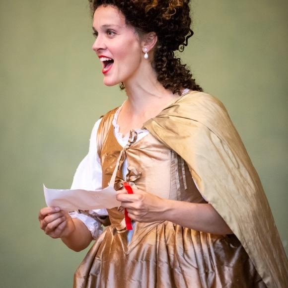 The blissful Twins - Opernpasticcio mit Musik von G.F. Händel und Poesie von J. Milton