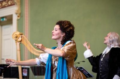 The blissful Twins - Pasticcio mit Musik von G. F. Händel und Poesie von J. Milton